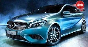 Mercedes-Benz A-Class Exteriors Overall