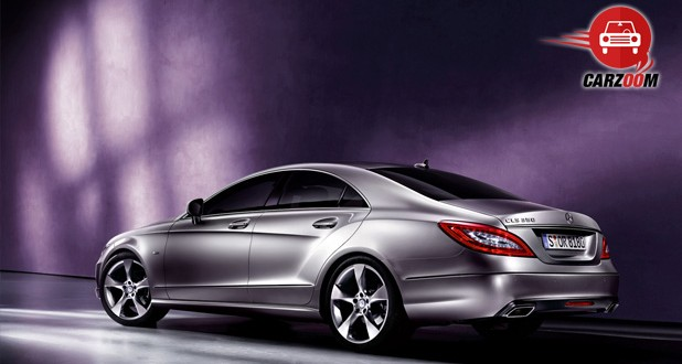 Mercedes-Benz CLS Exteriors Side View