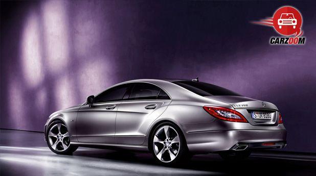 Mercedes-Benz CLS Exteriors Side View