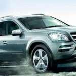 Mercedes-Benz GL Exteriors Overall