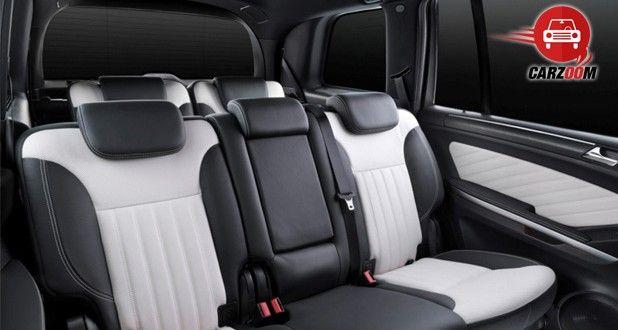 Mercedes-Benz GL Interiors Seats