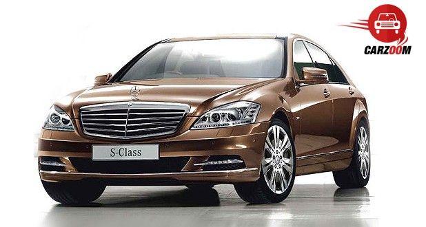 Mercedes-Benz S-Class Exteriors Overall