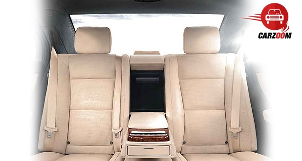 Mercedes-Benz S-Class Interiors Seats