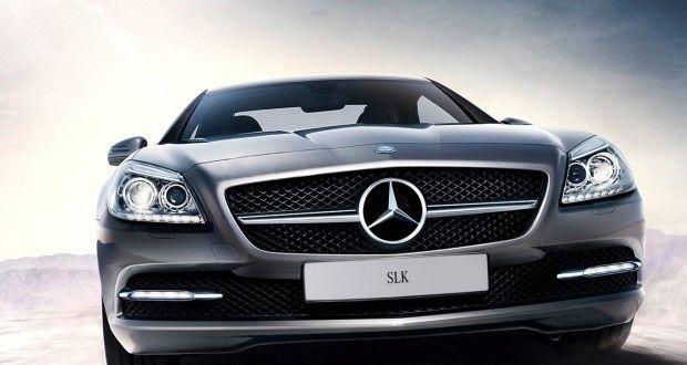Mercedes-Benz SLK-Class Exteriors Front View
