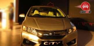 New Honda City 2014 Exteriors Front View
