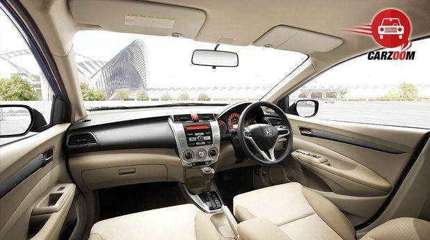 New Honda City 2014 Interiors Dashboard
