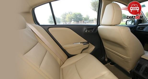 New Honda City 2014 Interiors Seats