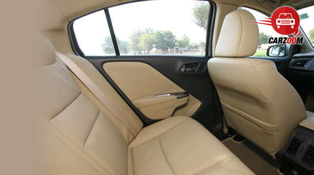 2014 Honda City Interior
