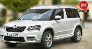 News on launch of New Skoda Yeti