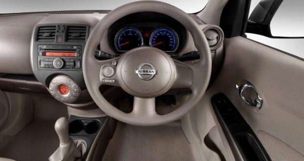 Nissan Sunny Interiors Dashboard