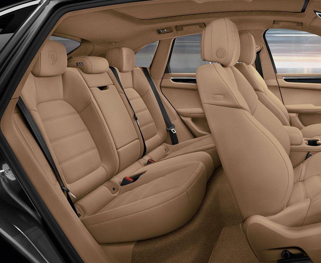 Porsche Macan Interiors Seats