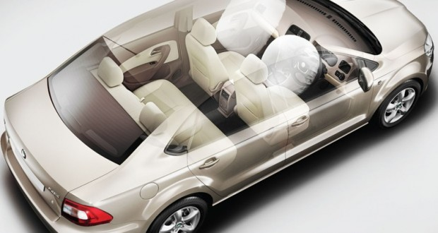 Skoda Rapid Interiors Seats