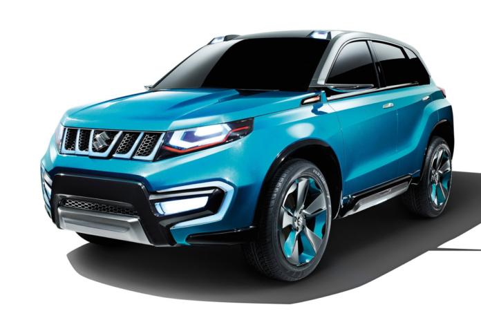 Suzuki Developing 1.5-litre Diesel Engine for Compact SUV