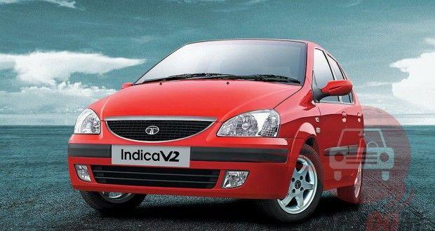 Tata Indica V2 Exteriors Front View