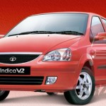 Tata Indica V2 Exteriors Overall
