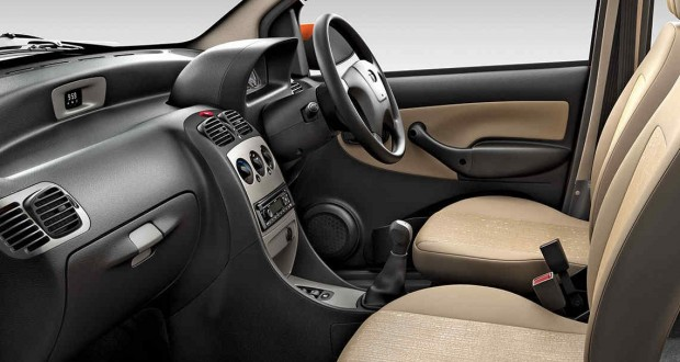 Tata Indica V2 Interiors Dashboard