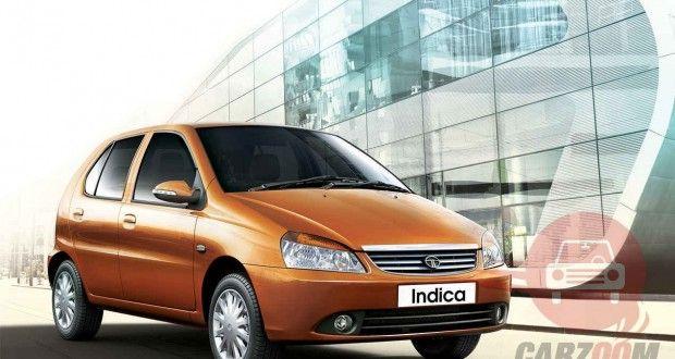 Tata Indica eV2 Exteriors Front View