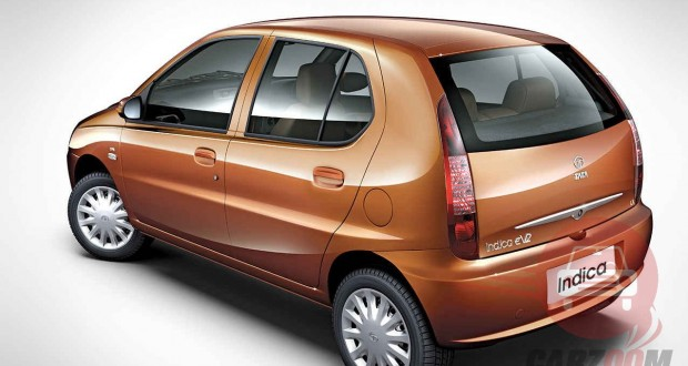 Tata Indica eV2 Exteriors Side View