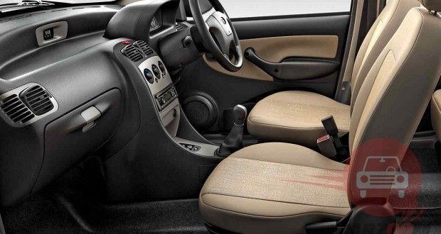 Tata Indica eV2 Interiors Dashboard