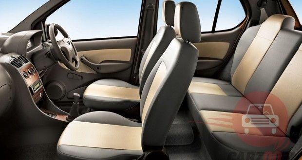 Tata Indica eV2 Interiors Seats
