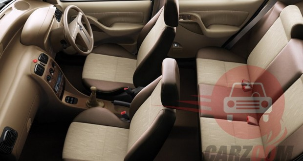 Tata Indigo eCS Interiors Seats