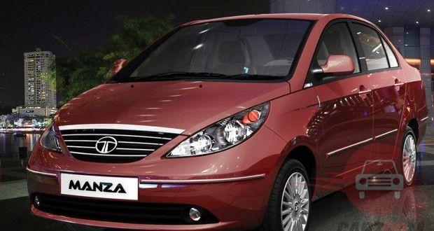 Tata Manza Exteriors Front View