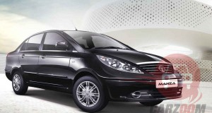 Tata Manza Exteriors Side View