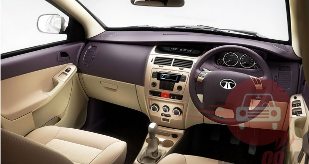 Tata Manza Interiors Dashboard