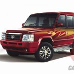 Tata Sumo Gold Exteriors Overall