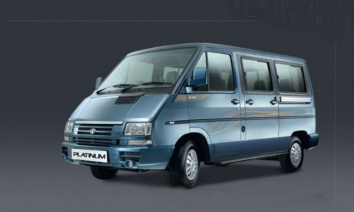 Tata Winger Exteriors Overall