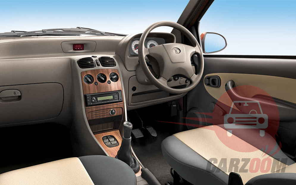 Tata Winger Interiors Dashboard