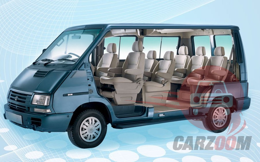 Tata Winger Interiors Seats