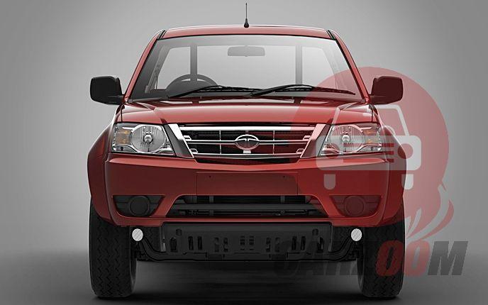 Tata Xenon Exteriors Front View