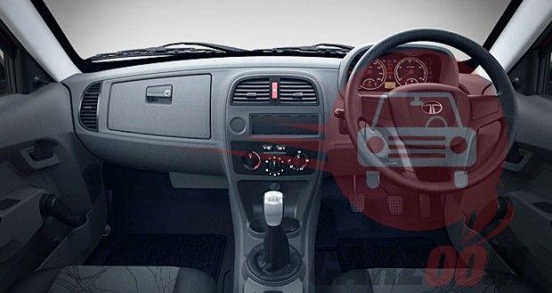 Tata Xenon Interiors Dashboard