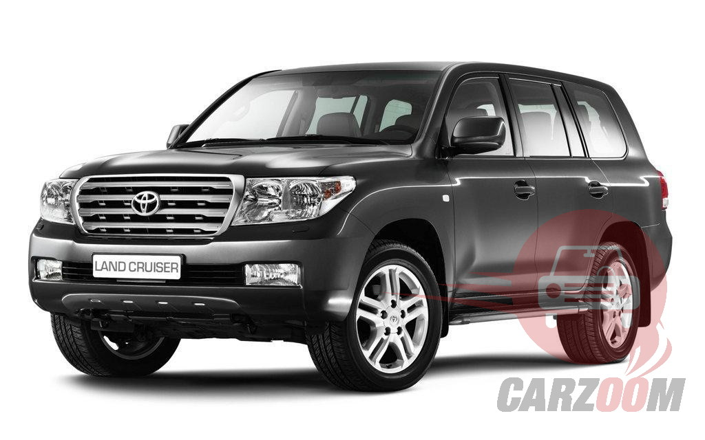 Toyota Land cruiser Exteriors Overall