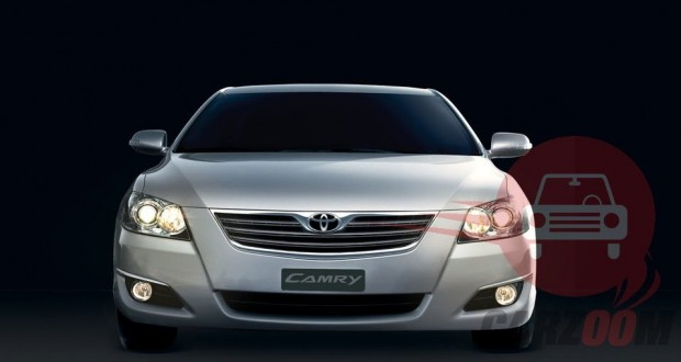 Toyota New Camry Exteriors Front View