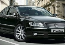 Volkswagen New Phaeton