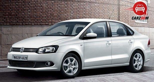 Volkswagen Vento Exteriors Front View