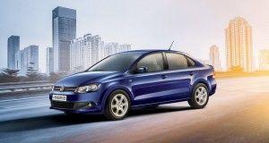 Volkswagen Vento TSI Exteriors Overall