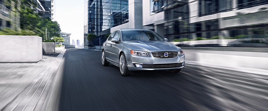 Volvo S80 Exteriors Front View