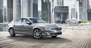 Volvo S80 Exteriors Overall