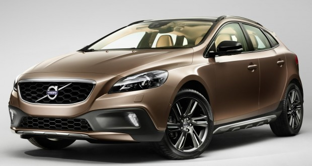 Volvo V40 Exteriors Overall