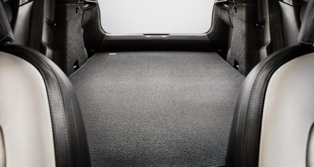 Volvo V40 Interiors Bootspace