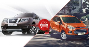 Most Popular Cars of 2013: Ford EcoSport & Nissan Terrano