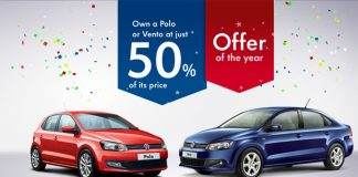 Volkswagen Presenting a Thrilling Offer of The Year