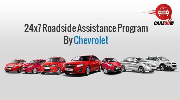 GM/Chevrolet launches 24x7 Roadside Assistance Program