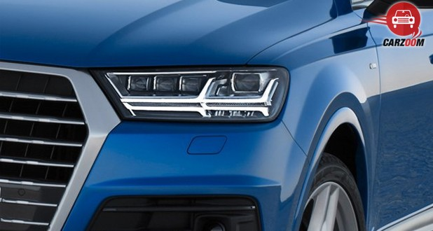 Audi Q7 Headlights