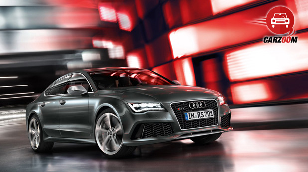 Audi RS7 Exteriors Front View