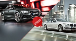 Audi RS7 vs BMW 7 Series