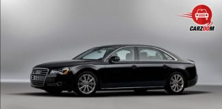 Audi A8 L - Specifications and Features